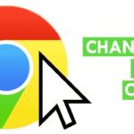 Cómo cambiar el cursor del ratón en el navegador Google Chrome