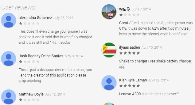 Cómo identificar aplicaciones falsas en Google Play Store