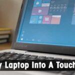 Cómo convertir un ordenador portátil no táctil en un ordenador portátil con pantalla táctil
