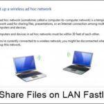 Cómo transferir/compartir archivos en la LAN rápidamente