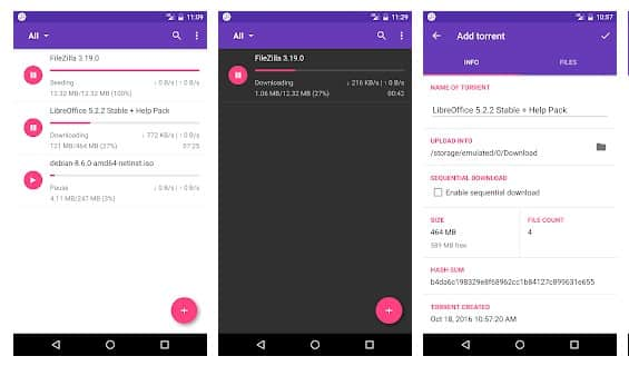 Las 15 mejores alternativas de Vuze para Android 2020