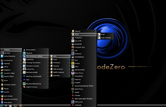 Las 20 principales pruebas de penetración de las distribuciones de Linux 2020