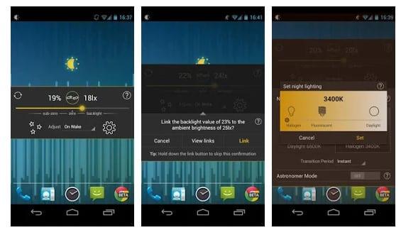 15 mejores aplicaciones de atenuación de pantalla para Android en 2020
