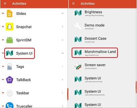 Cómo jugar al Flappy Droid en el turrón Android 7.0
