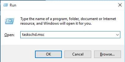 Cómo arreglar El desfragmentador de disco fue programado usando otro programa.