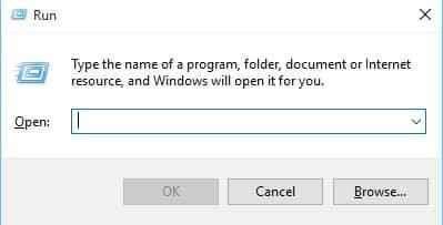 Cómo deshabilitar el reporte de errores en Windows 10