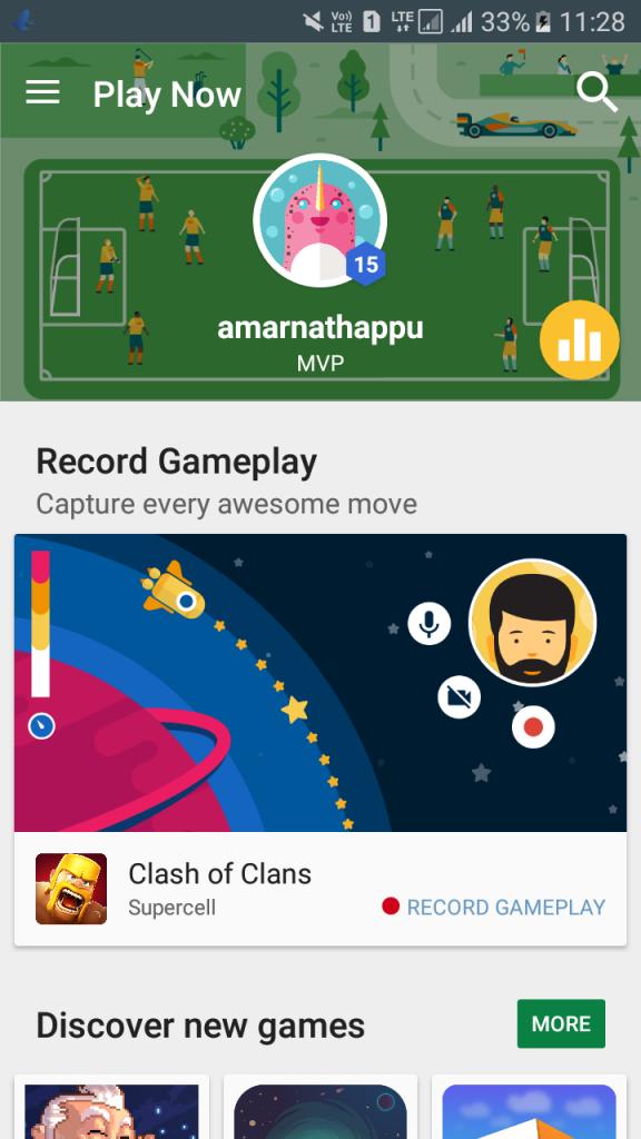 Cómo grabar GamePlay en Android en 2020