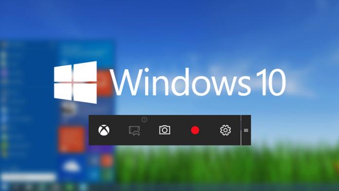 Cómo grabar la pantalla en Windows 10 (sin ningún software)