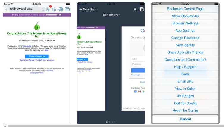 Los 5 navegadores privados más seguros para el iPhone 2020