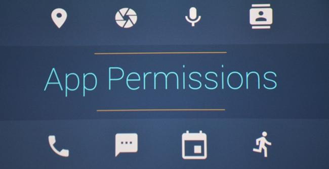 Cómo restringir los permisos de aplicación en Android