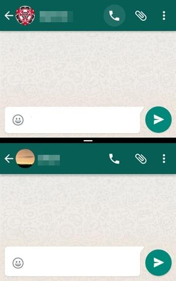 Cómo ejecutar la misma aplicación en pantalla dividida en Android Oreo