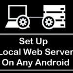 Cómo configurar el servidor web local en cualquier dispositivo Android