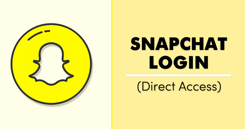 Inicio de sesión de Snapchat en PC (Windows y MAC)