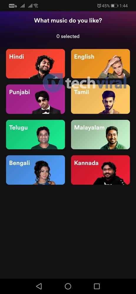 El Spotify se lanzó oficialmente en la India: Cómo instalar y precios