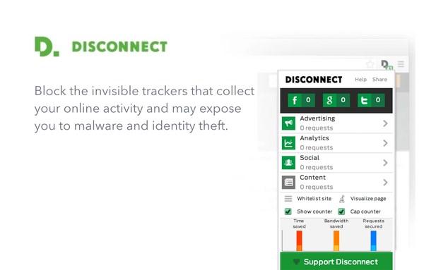 Evitar que los sitios web te rastreen en Mozilla Firefox