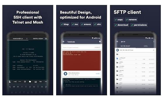 Los 10 mejores clientes FTP (File Transfer Protocol) para Android 2020