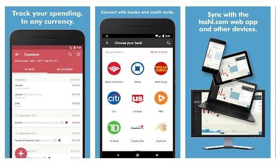 Las 15 mejores aplicaciones de administración de dinero para Android (Último)