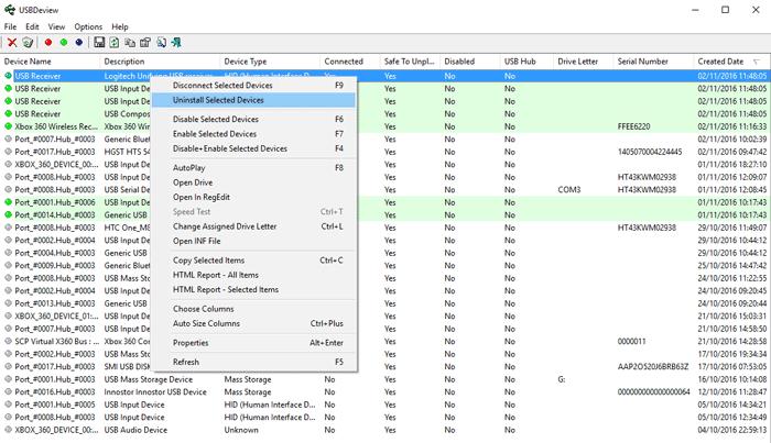 Cómo detener los ruidos aleatorios de conexión/desconexión de USB en Windows