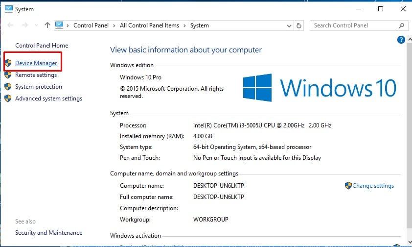 Cómo arreglar la pantalla negra del error de muerte en Windows 10
