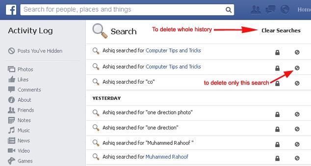Cómo usar el motor de búsqueda de Facebook para encontrar cualquier cosa
