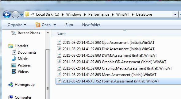 Así es como se puede piratear la puntuación del índice de experiencia de Windows