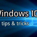 Los mejores trucos, hacks y características ocultas de Windows 10 en 2020