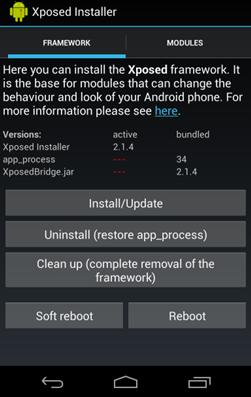 Cómo obtener una IU de sistema borrosa (LP) en su teléfono Android