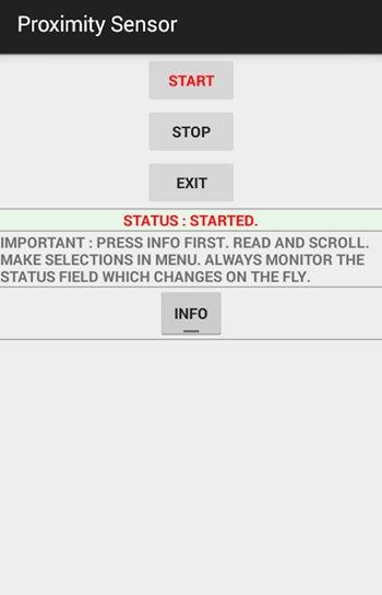 Cómo desactivar el sensor de proximidad en cualquier Android