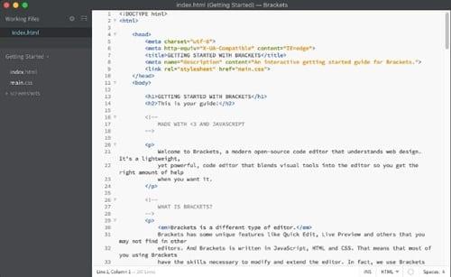 Los 10 mejores editores de texto que puedes usar en MAC 2020