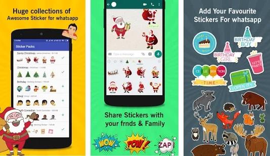6 de los mejores paquetes de adhesivos para WhatsApp en 2020