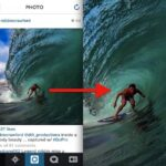 Cómo añadir la función de zoom de imágenes en el Instagram