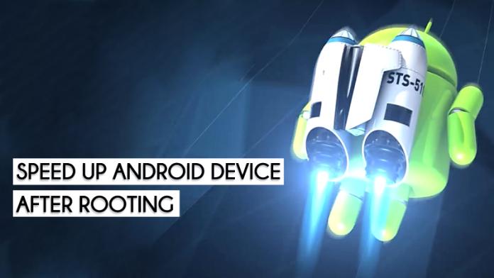 Cómo acelerar el dispositivo Android después de arrancar