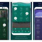 5 mejores aplicaciones de sonidos relajantes para Android