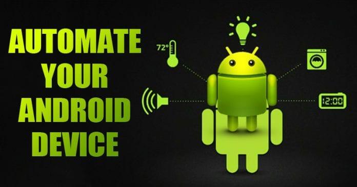 Cómo automatizar tu teléfono Android usando la aplicación MacroDroid