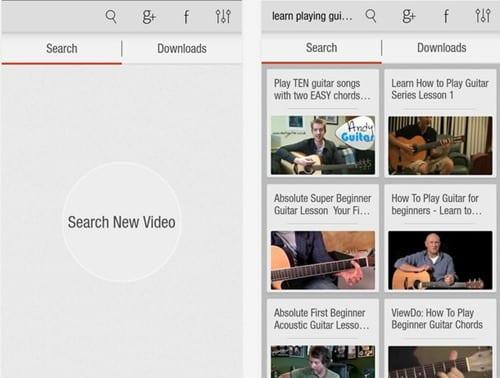 Las 10 mejores aplicaciones de descarga de vídeo para Android