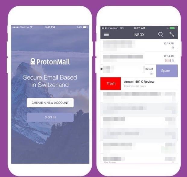 Cómo cambiar el nombre que aparece en los correos electrónicos