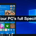 Cómo comprobar las especificaciones completas de tu PC en Windows 10