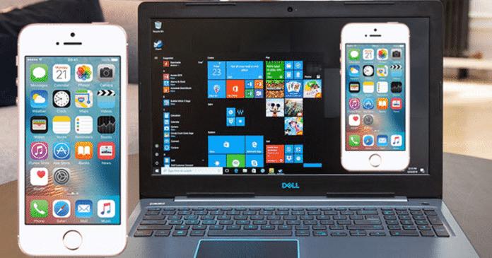 Cómo controlar a distancia tu iPhone desde tu PC