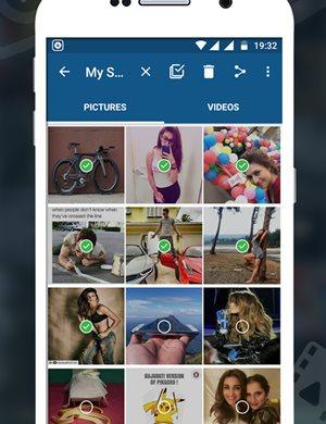 Cómo descargar todas las imágenes de Instagram en el Smartphone o PC a la vez