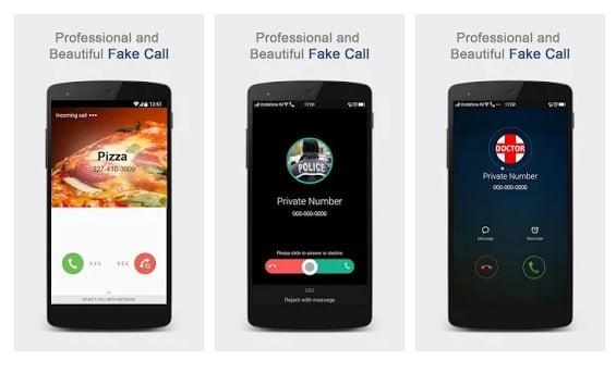 Las 5 mejores aplicaciones de llamadas entrantes falsas para Android en 2020