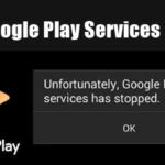 Cómo solucionar el error de los servicios de Google Play