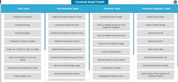 Cómo dejar todos los grupos de Facebook de una vez