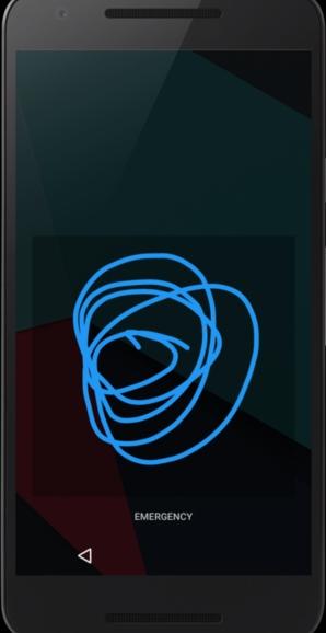Cómo añadir la función de desbloqueo de gestos en Android