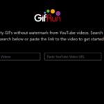 Cómo crear GIF a partir de los vídeos de YouTube