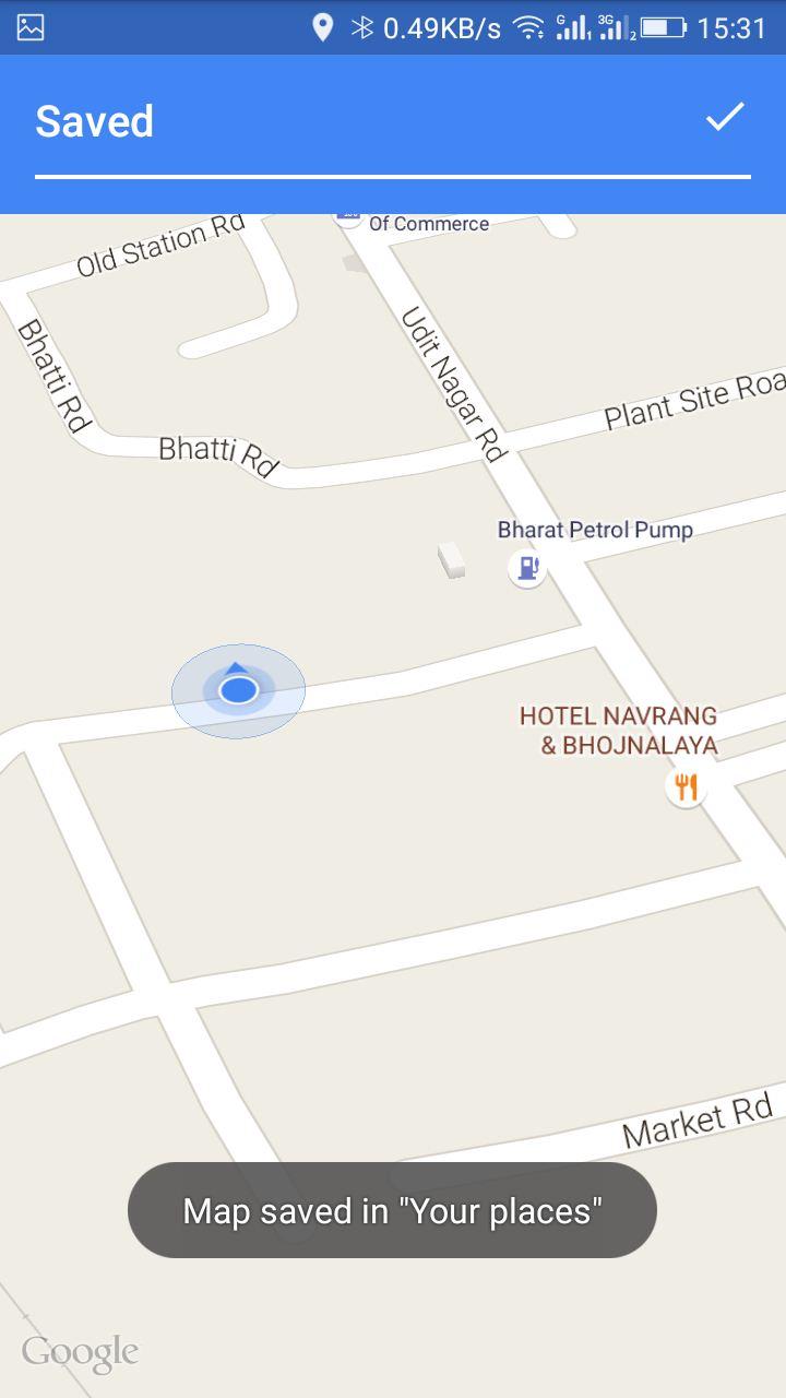 Cómo usar Google Maps sin conexión