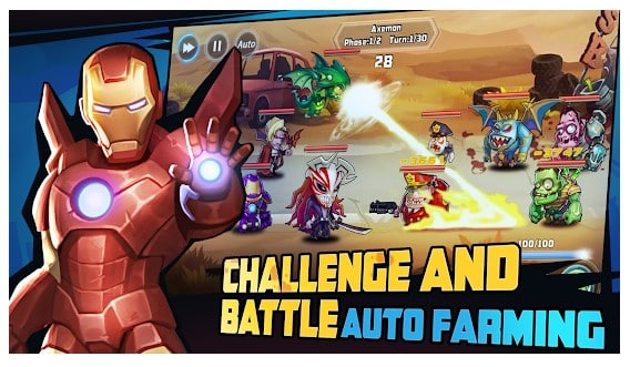 Los 20 mejores juegos de rol para Android en 2020