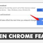 Cómo enviar enlaces desde Google Chrome (PC) a un teléfono Android