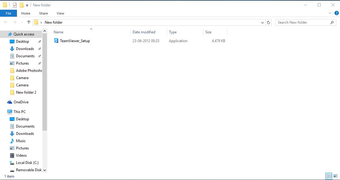 Cómo ocultar los archivos Exe dentro de las fotos