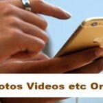 Cómo ocultar fotos y vídeos en el iPhone