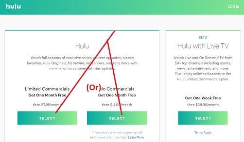 Cómo obtener una cuenta gratuita de Hulu Plus y acceso gratuito de por vida